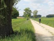 Wandern: Von der Laugna an die Zusam