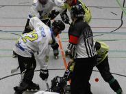 Inlineskaterhockey Landesliga: Stingrays nicht zu stoppen