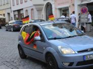 Fußball: EM 2016: Deutschland souverän im Viertelfinale