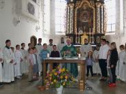 Gottmannshofen: 50 Jahre im Dienste des Herrn