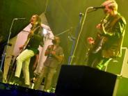 Donauside Festival: Hunderte feiern mit sieben Bands im Dillinger Schloßhof