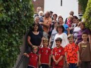 Sommeraktion: Alt gegen Jung gibt's in Altenbaindt nur zum Spaß