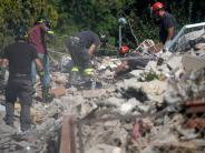 Kommentar: Italien versagt bei der Vorbereitung auf Erdbeben