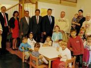 Egautal: Ziertheim feiert seine neue Kita