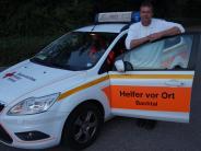 Ehrenamt: Sie helfen als Erste am Unfallort