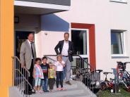 Bauprojekt: Der Lauinger Kindergarten St. Martin ist fertig