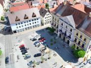 Lauingen: Schrittgeschwindigkeit rund um den Marktplatz