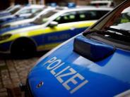 Polizei: Zwei Prügeleien und ein Flaschenwurf