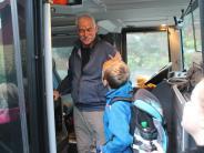 Landkreis Dillingen: Ein ganz besonderer Busfahrer
