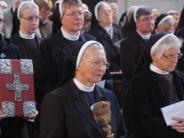 Maria Medingen: Zurück in der Klosterkirche
