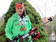 Biathlon: Für Marina geht's endlich in den Schnee