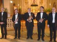 Adventskonzert: Paukenfundament, Trompetenglanz und Orgelfestlichkeit