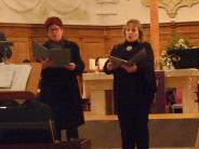 Haunsheim: Musikalisch in den Advent eingetaucht
