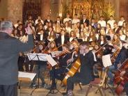 Konzert: Im Advent musikalisch nach Höherem streben