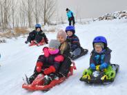 Runter vom Sofa: Bahn frei für den Spaß im Schnee