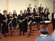Benefizkonzert in Wertingen: Beschwingter Jahresauftakt mit ganz neuen Tönen