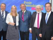 """Gundelfingen: Die FDP wappnet sich für ein """"Schicksalsjahr"""""""