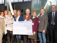 Versteigerung: Gartner spendet 20000 Euro