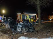 Dillingen: Es gibt zwei Zeugen nach dem tödlichen Unfall am Sonntag