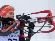 """Biathlon: Jetzt ist die """"Deutsche"""" im Visier"""
