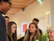 Wertingen: 94-jährige Zeitzeugin gibt Jugendlichen in Wertingen einen Auftrag