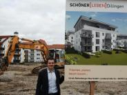 Startschuss: Der Bauboom in Dillingen geht weiter