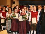 """Konzert: """"Egautal"""" und """"Frisch Auf"""" spielen zusammen"""