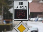Verkehr: Bremsen für Smileys?