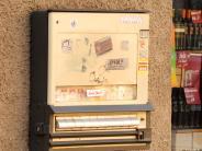 Aislingen: Zigarettenautomat taucht wieder auf