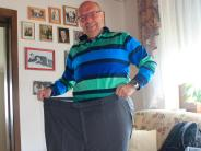 Dillingen: 80 Kilo weniger: Wie ein Mann sein Gewicht halbierte