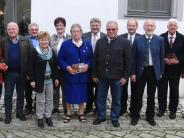 Landkreis: Senioren-Union stellt sich für zwei Jahre neu auf
