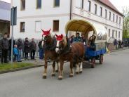 Bildergalerie: Der Georgi-Ritt in Unterbechingen