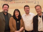Wertingen: Hans Moraw führt weiterhin die Wirtschaftsvereinigung