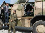 Lauingen: Wer möchte noch zur Bundeswehr?