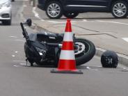 Polizei: Autofahrer übersieht Motorrad