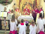 Gottesdienst: Das Hier und Jetzt gefeiert
