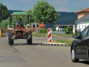 Bürgerversammlung: Unterglauheim und sein Verkehrsproblem