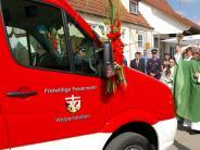 Bürgerversammlung: Nur noch eine Feuerwehr für alle drei Blindheimer Gemeindeteile?