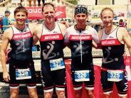 Triathlon: Lauinger Landesliga-Team greift wieder an
