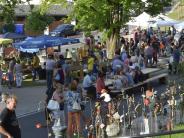 Kunsthandwerkermarkt Binswangen: Er hat sich herumgesprochen