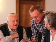 Gelebtes Europa: Buttenwiesen feiert die Freundschaft mit Frankreich