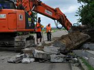 Deisenhofen/Lutzingen: Jetzt geht es los: Der neue Radweg von Deisenhofen nach Lutzingen wird gebaut