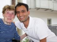 Dillingen/Zusamaltheim: Wie lange kann er Senioren noch ein Lächeln schenken?