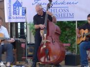 Haunsheim: Gipsy-Swing im Schlosshof
