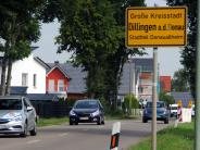 Verkehrsausschuss: Es bleibt bei Tempo 50 in Donaualtheim