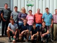 Abschluss: Ab jetzt offiziell Landwirt