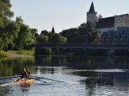 Sport-Talente?: Fast alles im Fluss