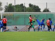 Fußball: Sparkassenpokal Halbfinale: Glött nach Elfmeterschiessen im Finale