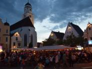 Das Mega-Partywochenende: Tausende feiern im Landkreis Dillingen
