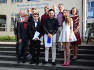 Mittelschule Gundelfingen: Immer einmal öfter aufstehen als hinfallen